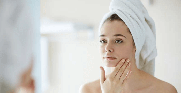 Jüngere Haut durch Anti Aging Produkte